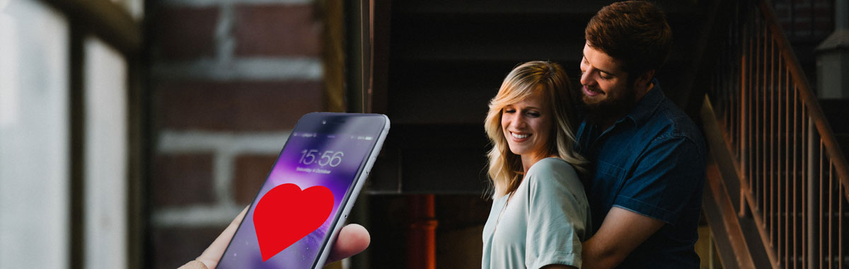 Can a smartphone improve your relationship?
