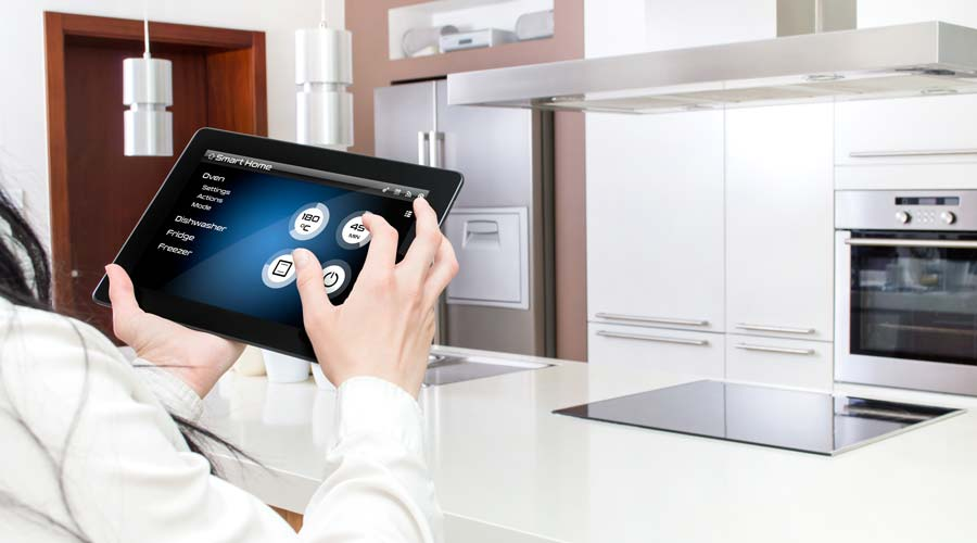 Turn your kitchen into a smart kitchen